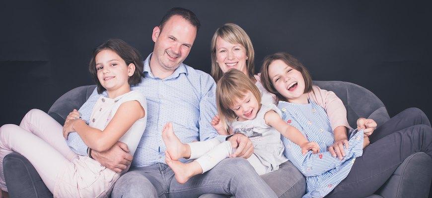 Familienfotografie in Wolfenbüttel und Braunschweig