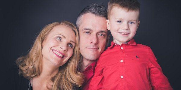 Familienfotografie mit liebevollen Familienbildern